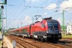 Railjet-ÖBB-Austria