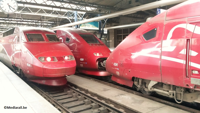 Thalys-SNCF-Brussels
