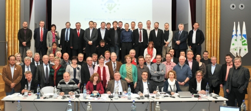 Réunion ETF à Luxembourg en 2012 (photohttp://www.vsoa.eu/)