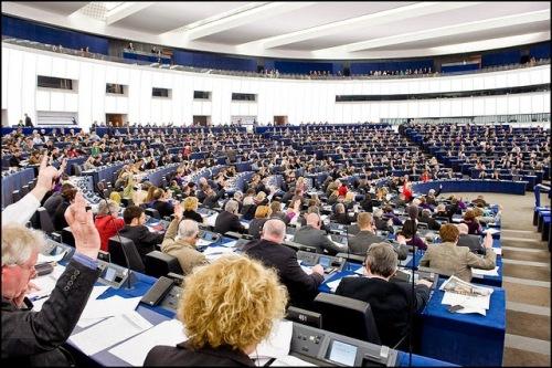 Plus de 80% de la législation sur le transport découle de l'Union européenne (par European Parliament via Flickr (CC BY-NC-ND 2.0)