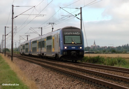 TER en Nord-Pas-de-Calais, août 2016 (photo Mediarail.be)