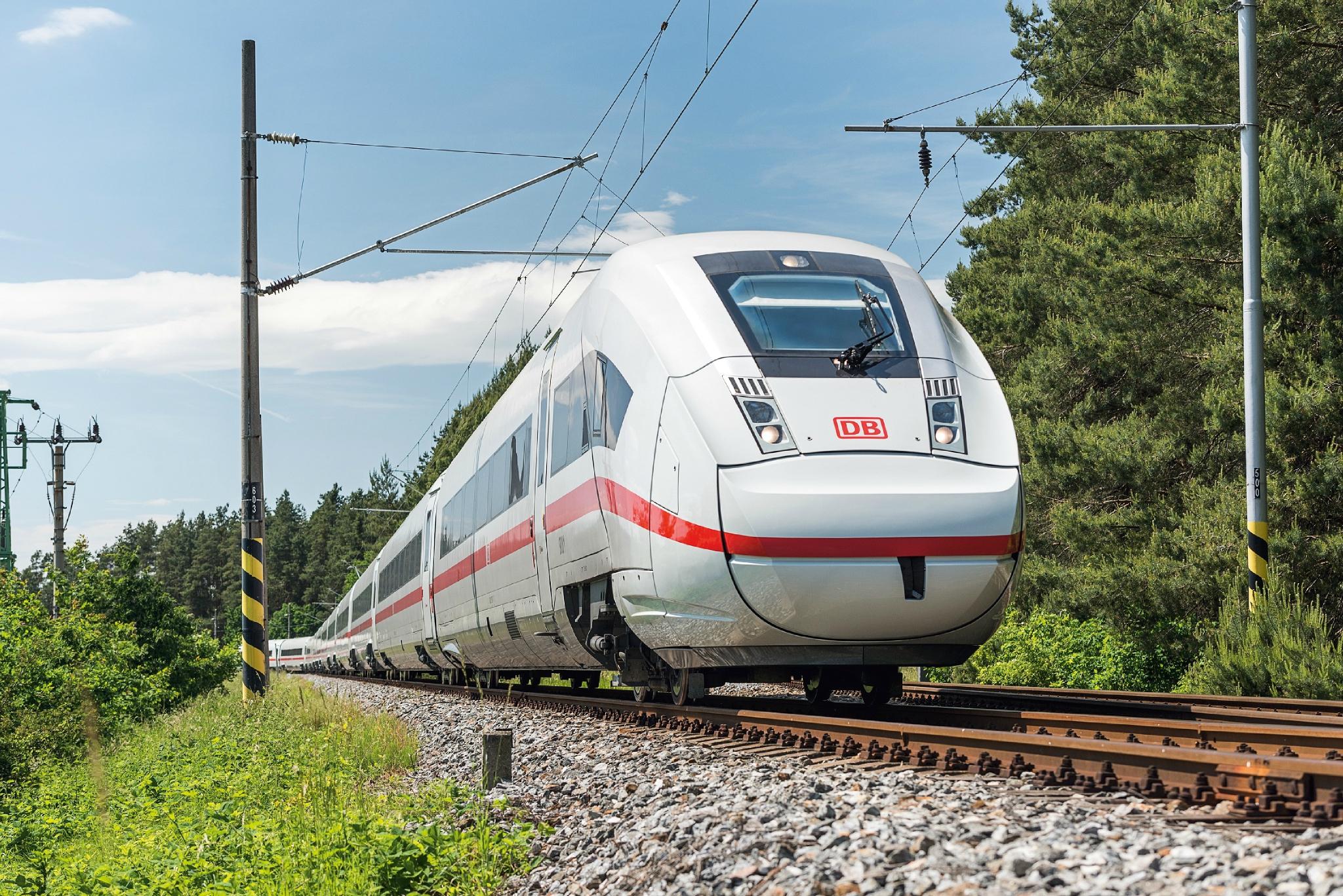 Deutsche-Bahn-ICE
