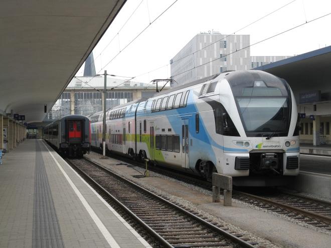 Westbahn-Michael Day Wien-Westbf