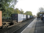Containers train