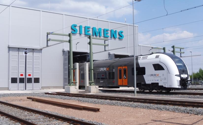 Dortmund : Siemens construit son propre atelier d'entretien à l'ère desdatas