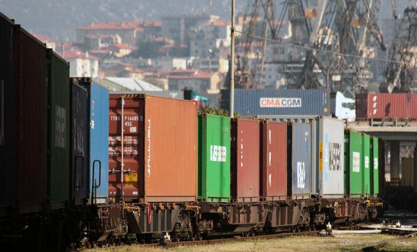 Trieste harbour : an example of intermodaltransport