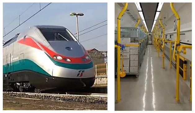 Fast : le train qui emporte les petits colis à250km/h