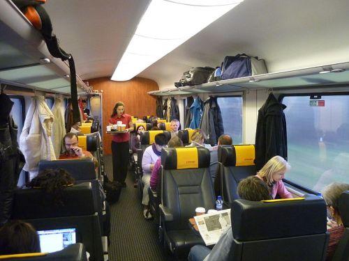 Regiojet, the czech growing private railway company « Mediarail be