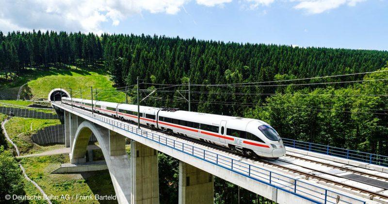 Allemagne : la ligne à grande vitesse Berlin-Munich dépasse toutes lesattentes