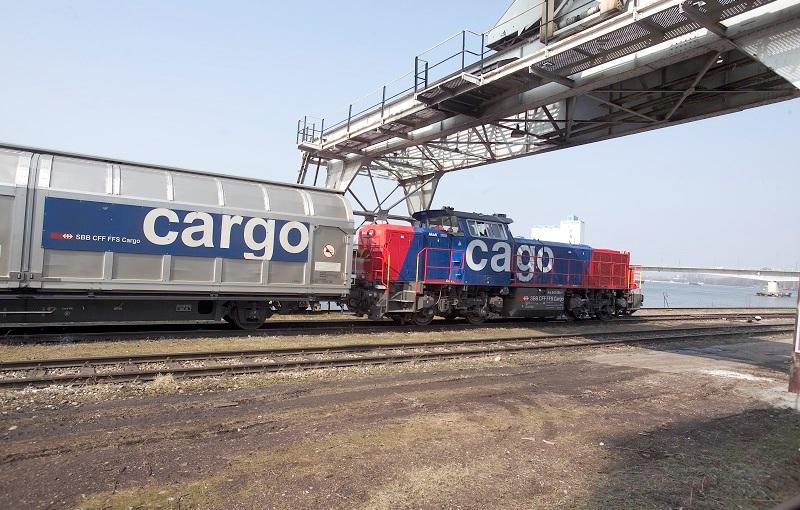Feu vert à l'entrée de Swiss Combi AG dans le capital de CFF CargoSA
