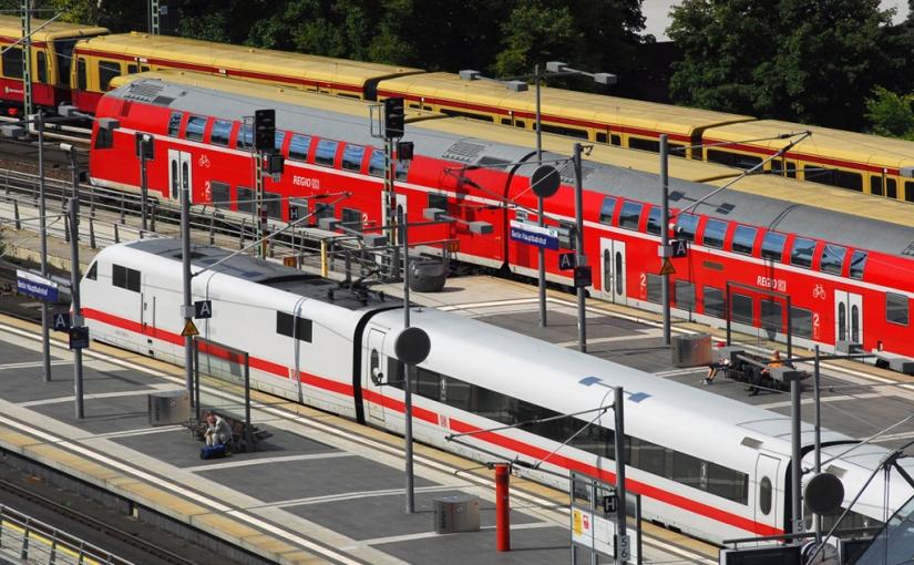 Le Bundestag veut davantage de progrès pour la concurrenceferroviaire