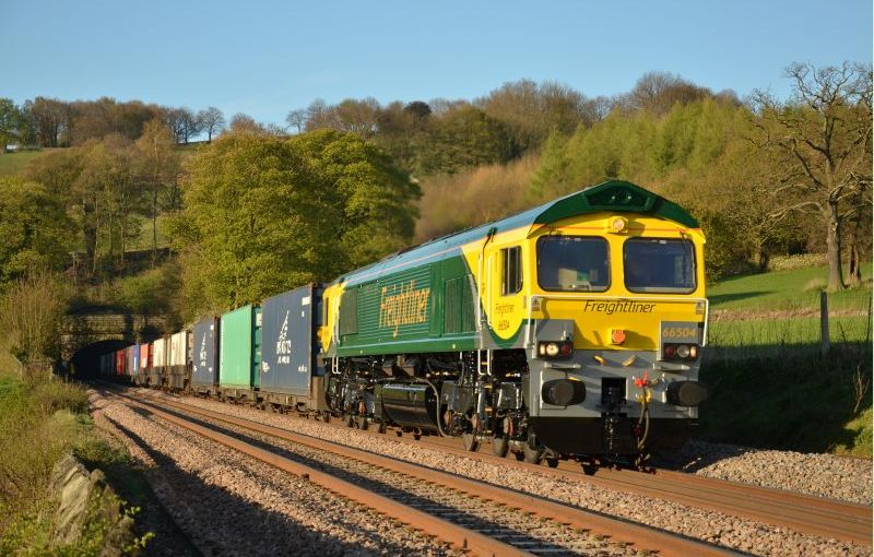 British rail freight beforeBrexit