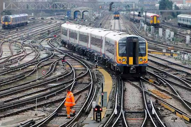 Grande-Bretagne : Network Rail change radicalement destructure