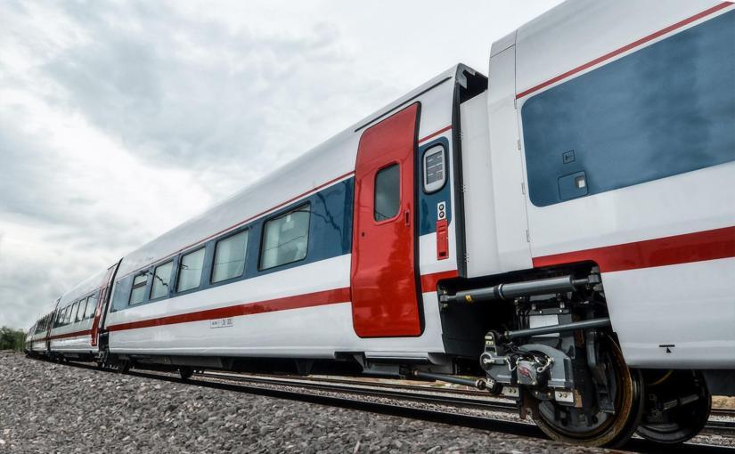 Deutsche Bahn commande 23 nouveaux trains longue distance àTalgo