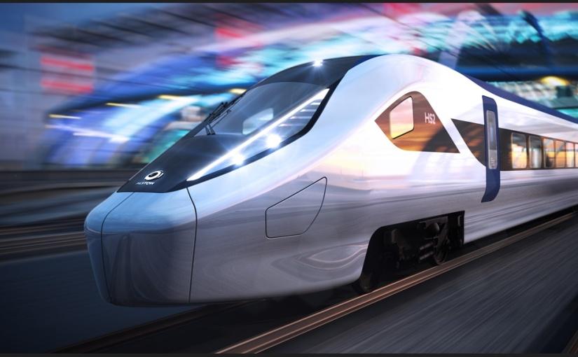 Grande-Bretagne : certains soumissionnaires dévoilent leurs trains pourHS2