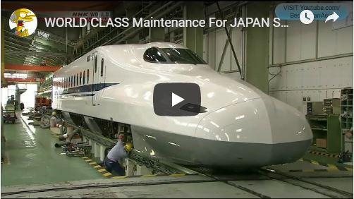 Le Japon ferroviaire envidéo