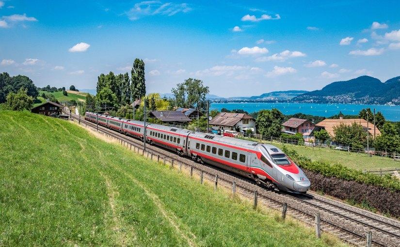 Trenitalia crée une nouvelle filiale… aux États-Unis!