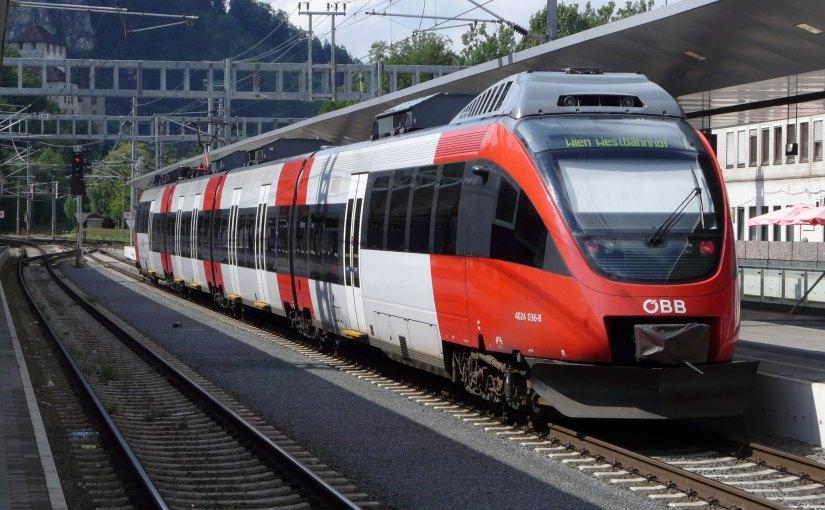 Le rail autrichien bien noté par sesutilisateurs