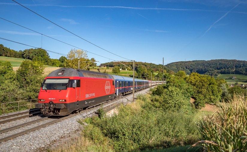 CFF et ÖBB veulent davantage de trainsinternationaux