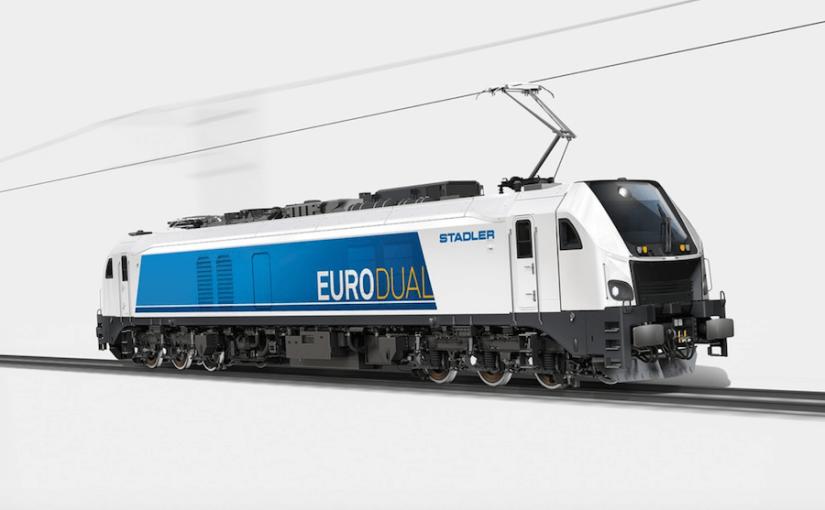 Stadler vend 22 Eurodual au gestionnaire d'infraespagnol