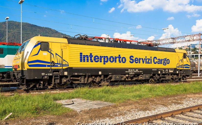 Italie : des camions sur ligne à grande vitesse!