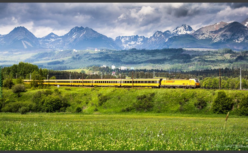 Rail, énergie, écologie
