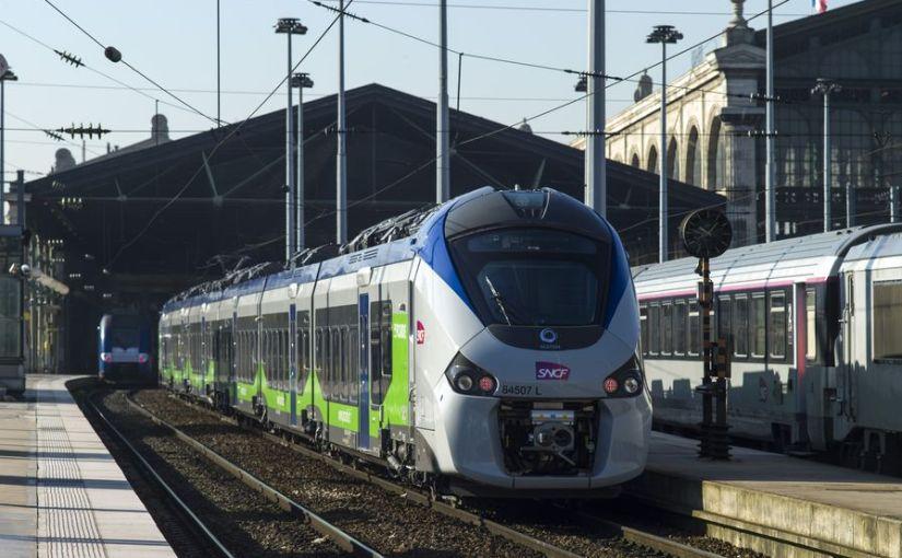 Alstom livrera 13 rames pour leCDG-Express