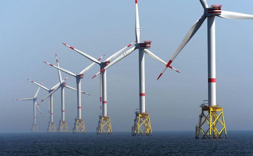 L'électricité verte offshore alimentera la DeutscheBahn