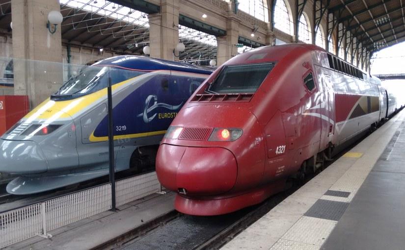Projet de fusion Thalys-Eurostar?