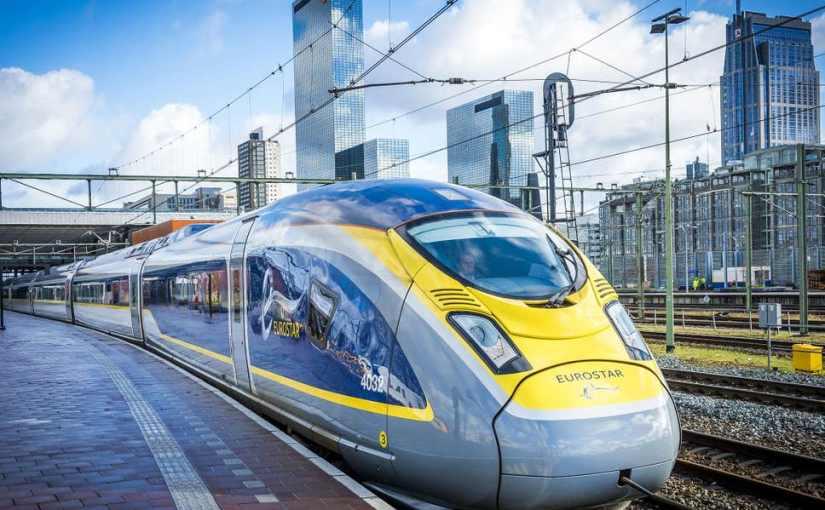 La fin d'un gros gaspillage pour l'Eurostar Amsterdam-Londres