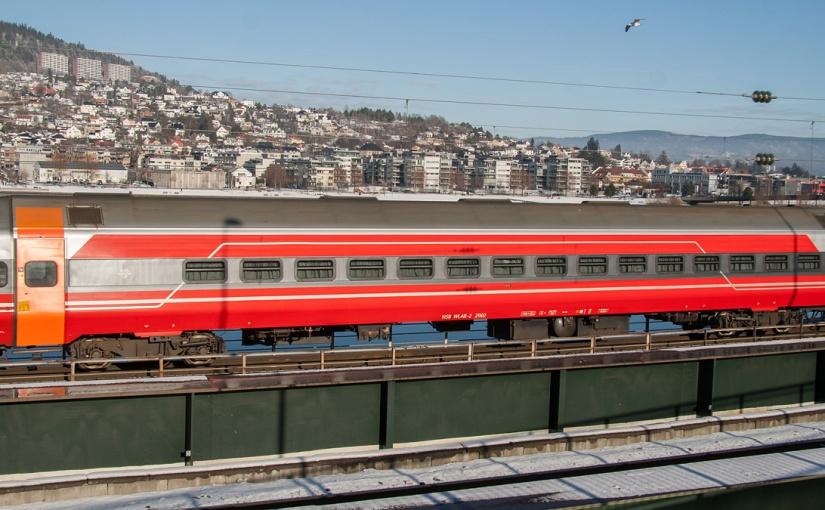 Les projets suédois pour les trains deNorvège