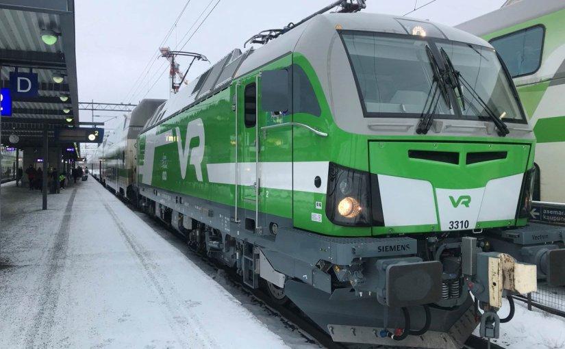 Les finlandais filialisent la maintenanceferroviaire