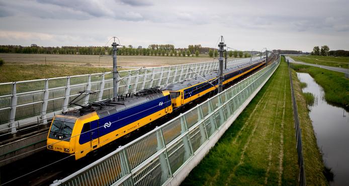 Quand le rail s'associe au développement de l'intelligence artificielle auxPays-Bas
