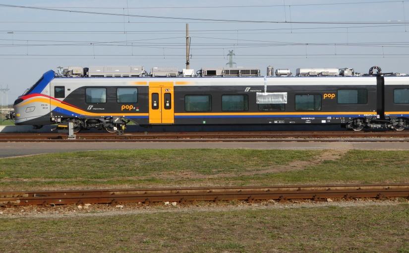 Alstom conforte sa gamme Coradia Stream enItalie