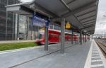 Bahnstation Ingolstadt Audi.