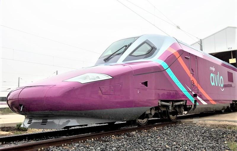 La Renfe présente son TGV low cost :l'Avlo