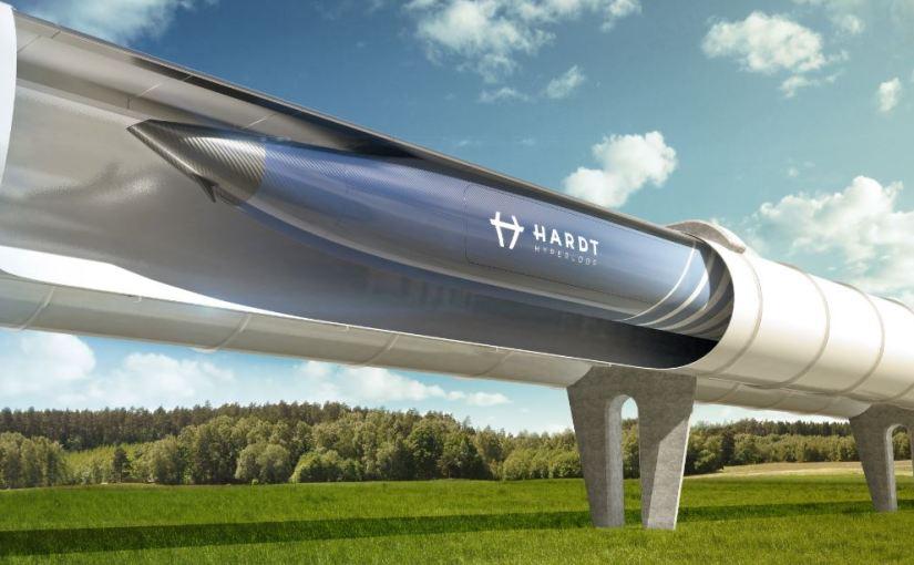 On reparle beaucoup d'Hyperloop cestemps-ci