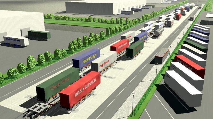 Automatisation, technologie et destination Chine pour le port fluvial deDuisbourg