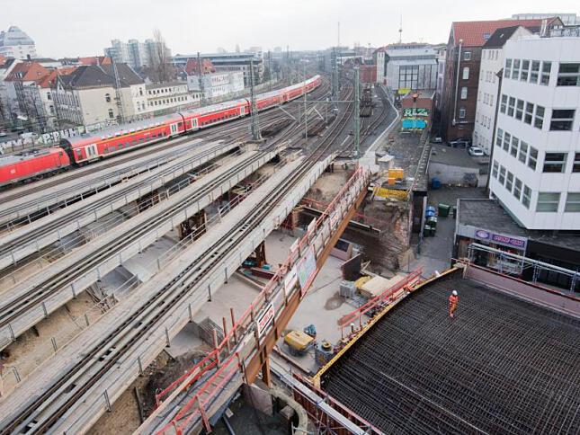 L'Allemagne investira 86 milliards € dans le rail d'ici2030
