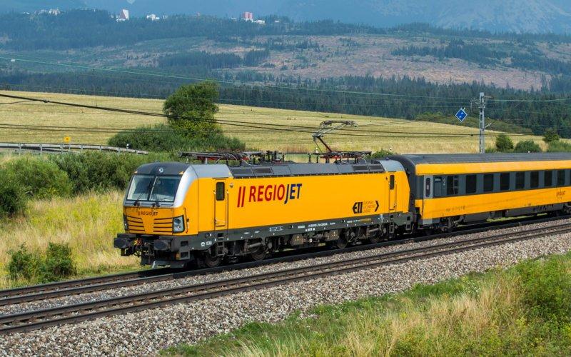 Le privé tchèque Regiojet passe le cap des 10 millions devoyageurs