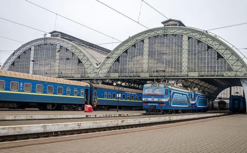 L'Ukraine veut s'arrimer à l'Europe ferroviaire par voie de1.435mm