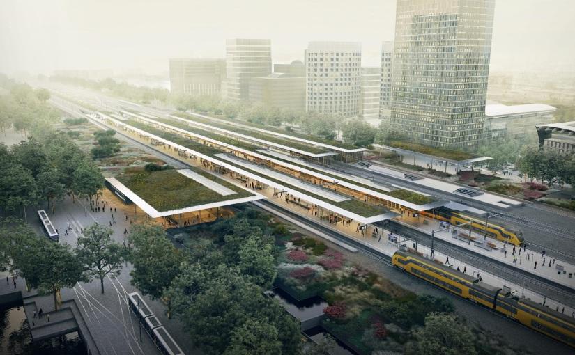 En 2030, vous n'irez plus à Amsterdam-Central !