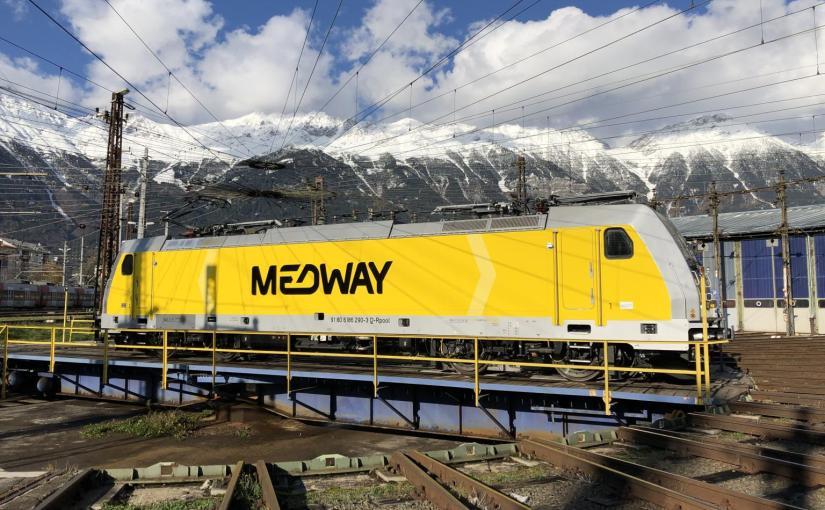 Italie: quand un armateur géant opère ses propres trainsintermodaux