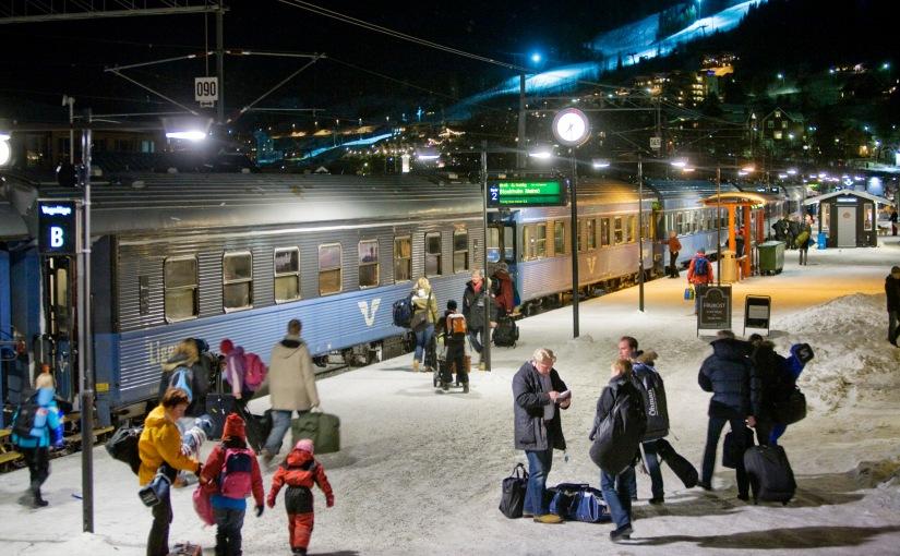 Trains de nuit : jeu de concurrence et redistribution des cartes enSuède