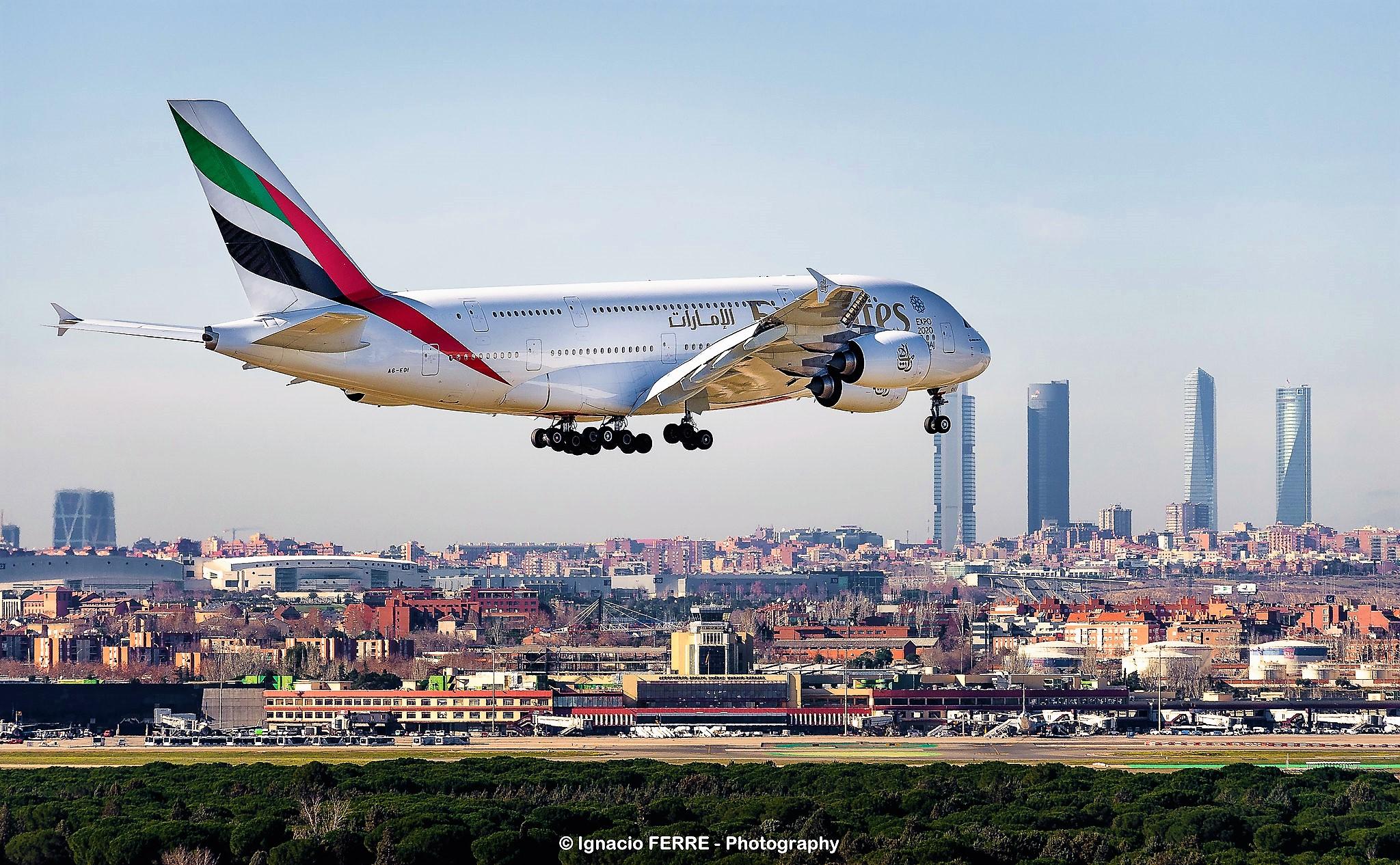 Espagne-Madrid-aeroperto