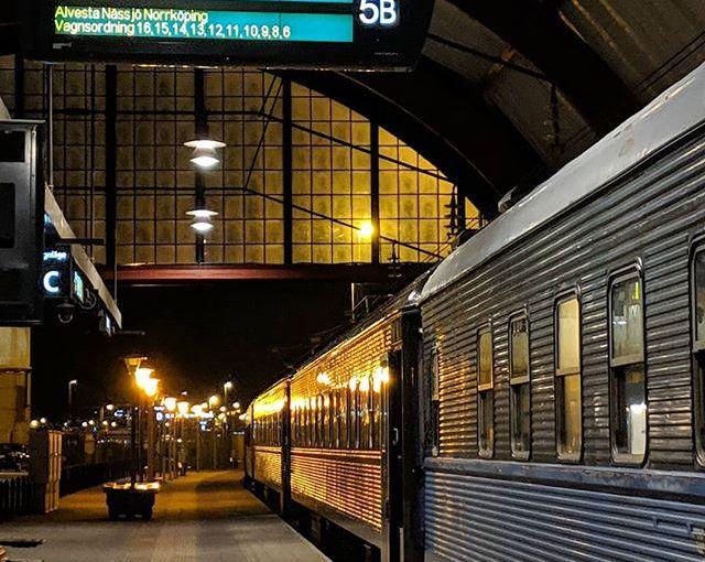 Vers un train de nuit Malmö-Cologne-Bruxelles ?