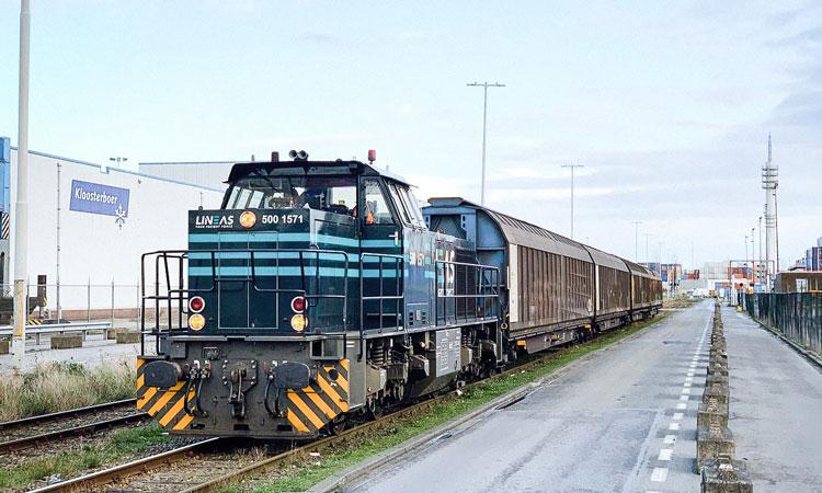 Alstom va tester des locomotives de manœuvre automatiques auxPays-Bas