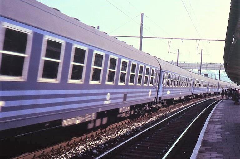Aah, les trains d'hier…