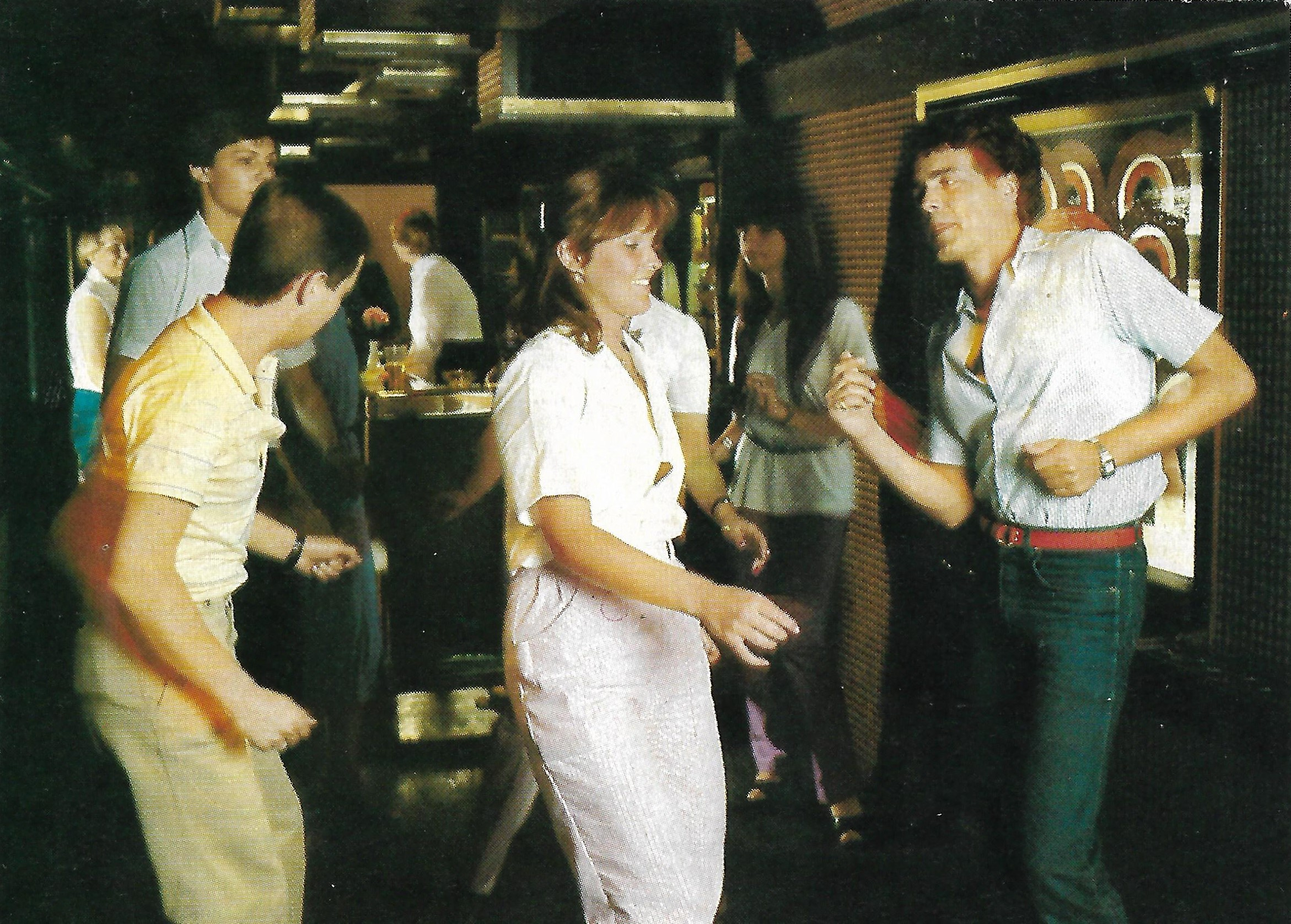 Bar-dancing-Railtour