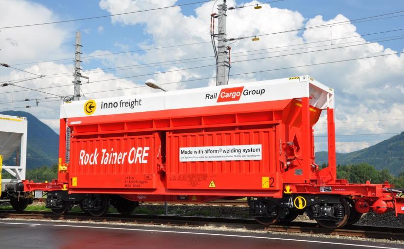 Le wagon modulaire est-il l'avenir du fret ferroviaire?